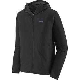 Patagonia R1 TechFace Bluza Mężczyźni, czarny
